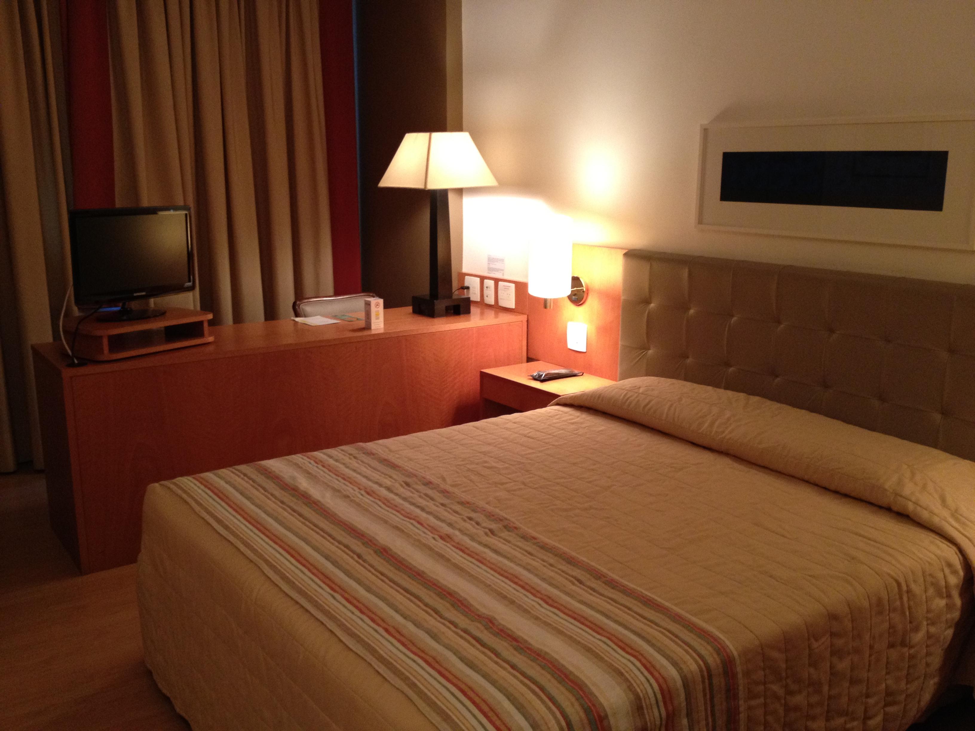Hospedagem no Rio: Hotel Novo Mundo