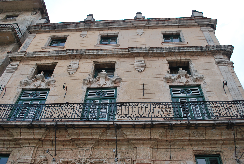 Onde ficar em Havana: Palacio del Marqués de San Felipe