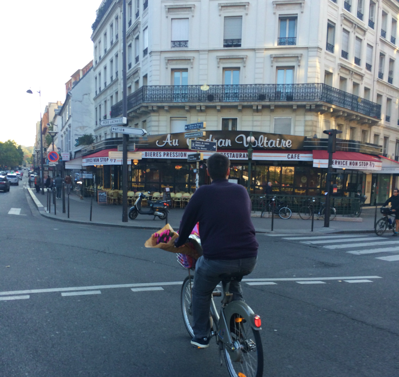velib bicicleta paris