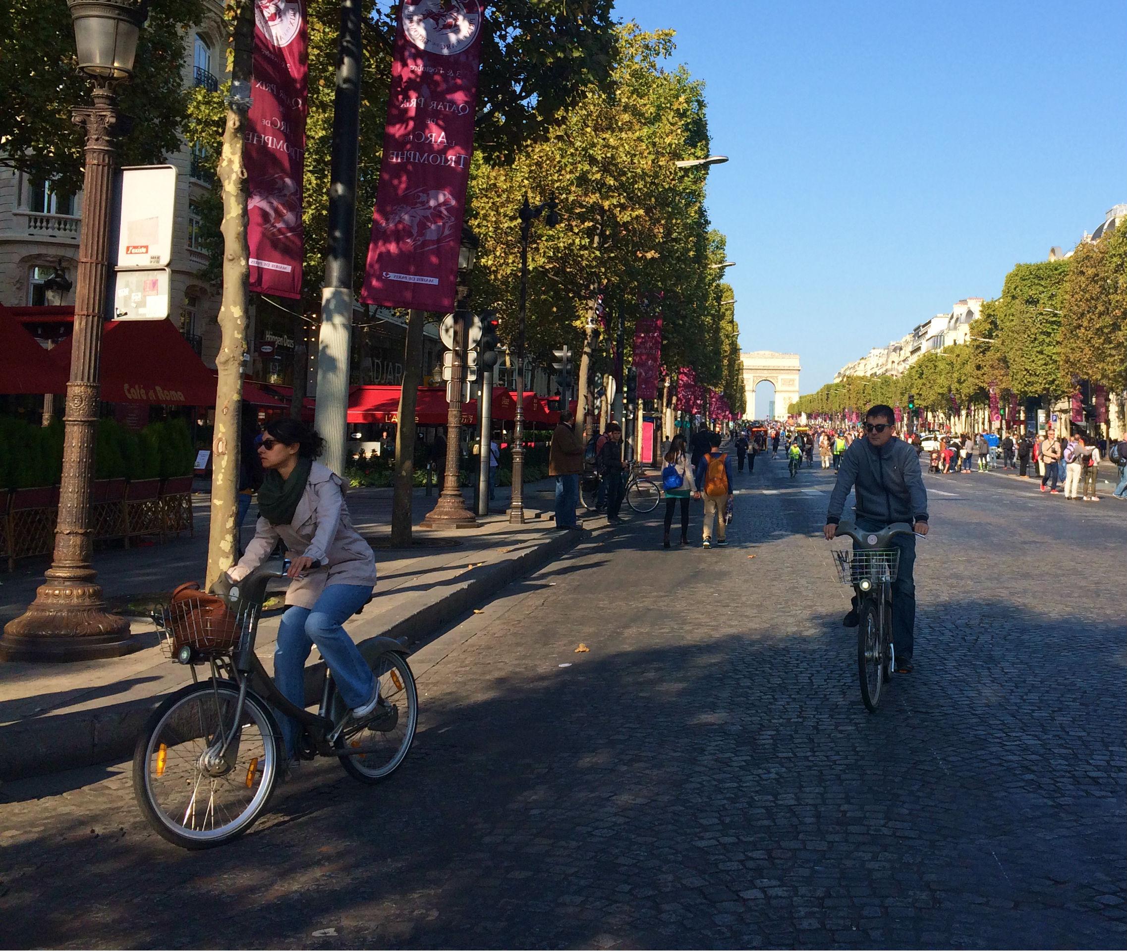Dicas de Paris: é fácil andar de bicicleta em Paris? Como utilizar as Vélib?