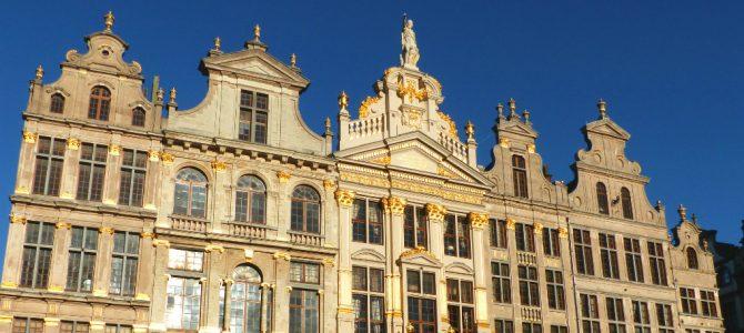 Bruxelas: uma cidade pouco evidente e cheia de vida